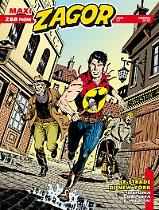 Maxi Zagor n°29 - Le strade di New York cover