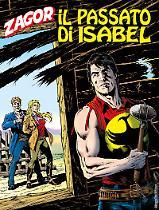Il passato di Isabel - Zagor 633 cover