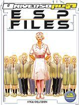 ESP Files - I figli dell'Eden - Universo Alfa 22 cover
